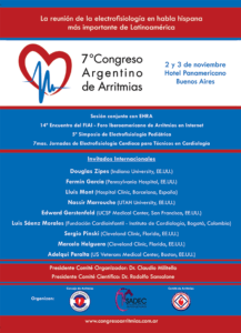 Congreso Argentino de Arritmias