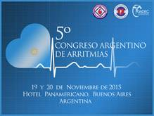 V Congreso Argentino de Arritmias