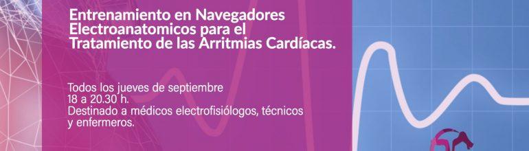 Entrenamiento en Navegadores Electroanatómicos para el Tratamiento de las Arritmias Cardíacas