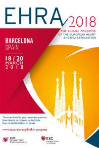 EHRA 2018 Sesion Posters