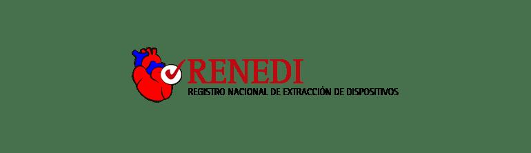 Registro Nacional de Extracción de Dispositivos