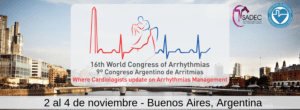 Mundial de Arritmias 2019