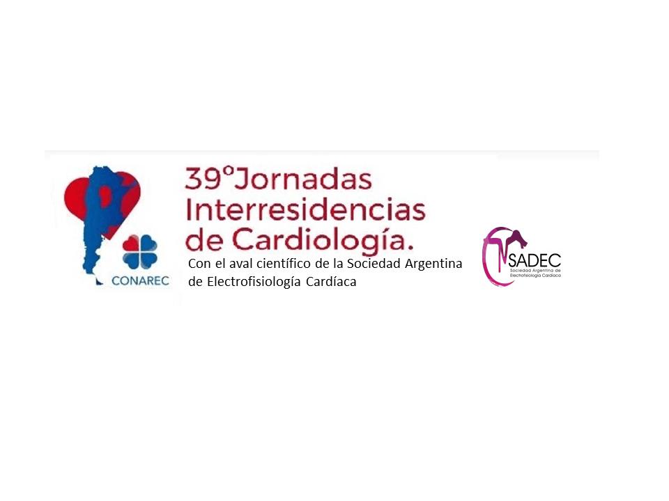 39˚ Jornadas Interresidenciales de Cardiología
